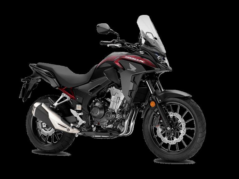 2020 CB500X-black