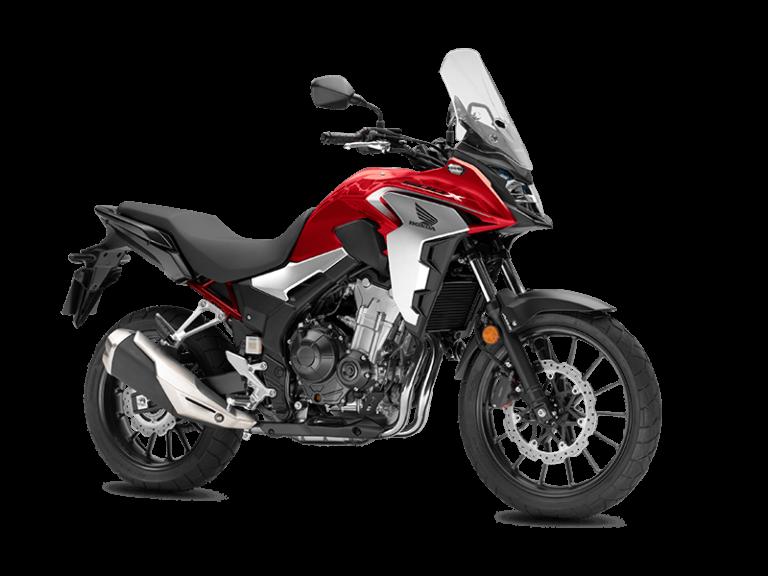 2020 CB500X-red