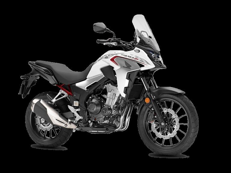 2020 CB500X-white