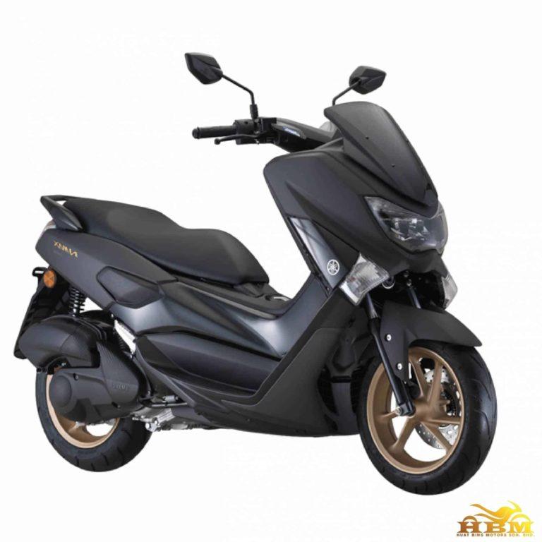 NMAX155-black