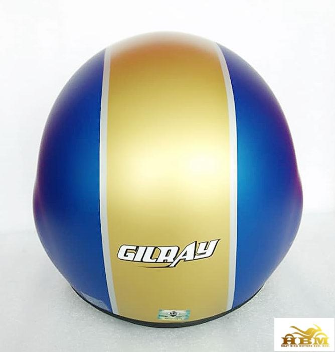GILRAY BLUE_front